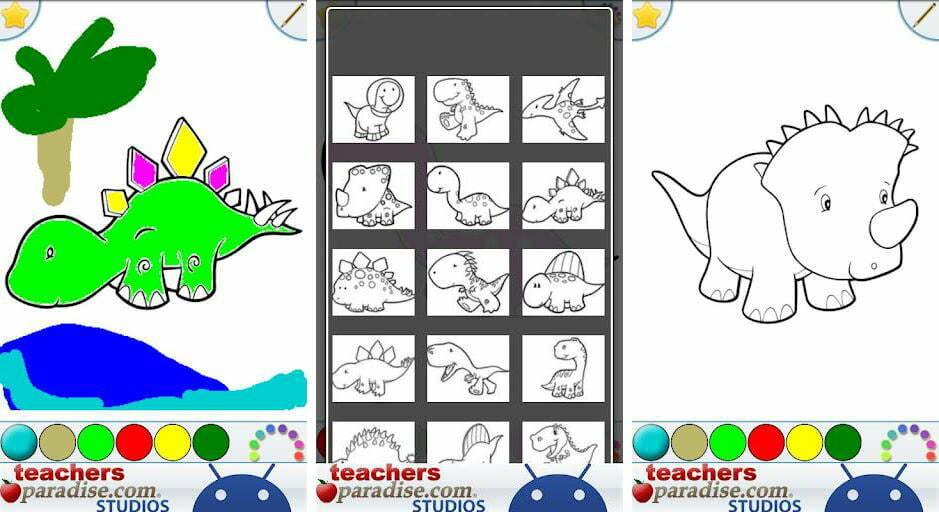 Ứng dụng dành cho trẻ em trên Android tv box