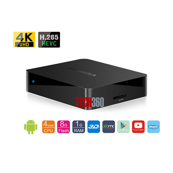 So sánh Android TV Box M5 và Himedia Q1IV