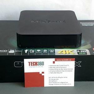 Địa chỉ bán Android TV Box chính hãng cho Quận Long Biên