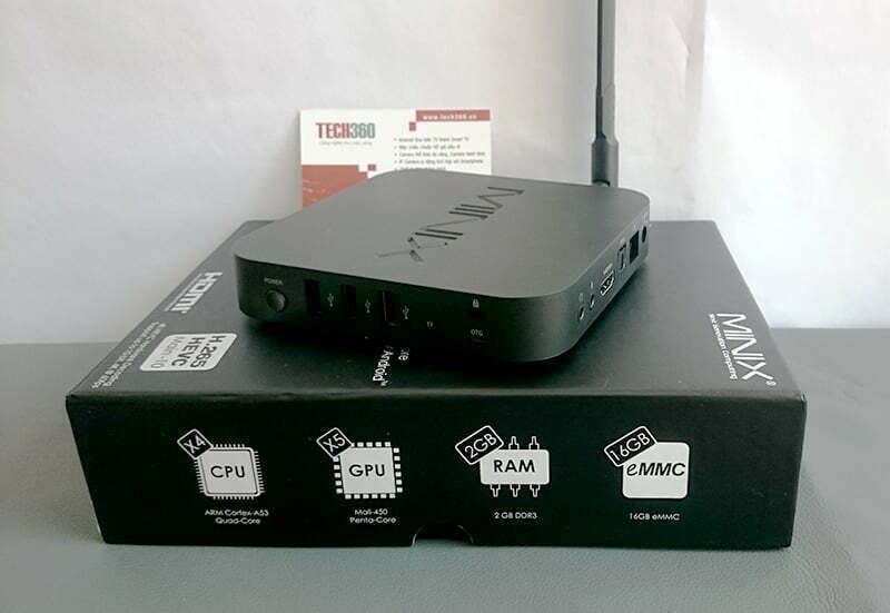 Địa chỉ bán Android TV Box tin cậy cho khách hàng sống tại Quận Hoàng Mai