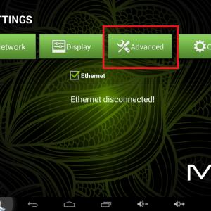 Lỗi xoay ngang màn hình trên Android tv box
