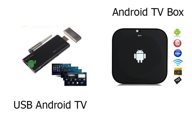 nên mua smart tv hay android tv box