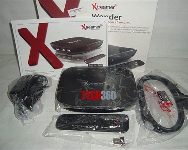 android tv box xtreamer wonder