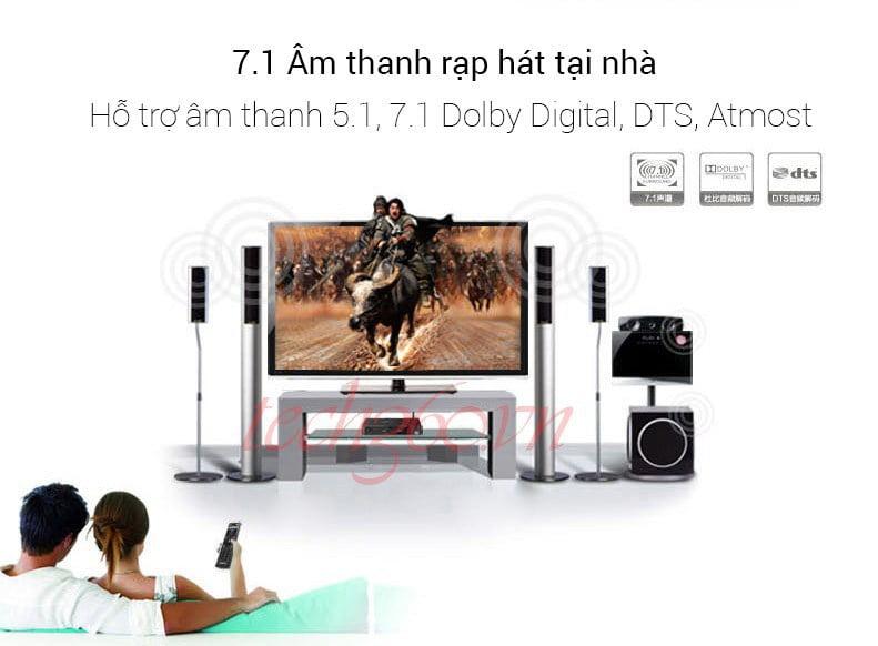 Android TV Box có thể làm được những gì