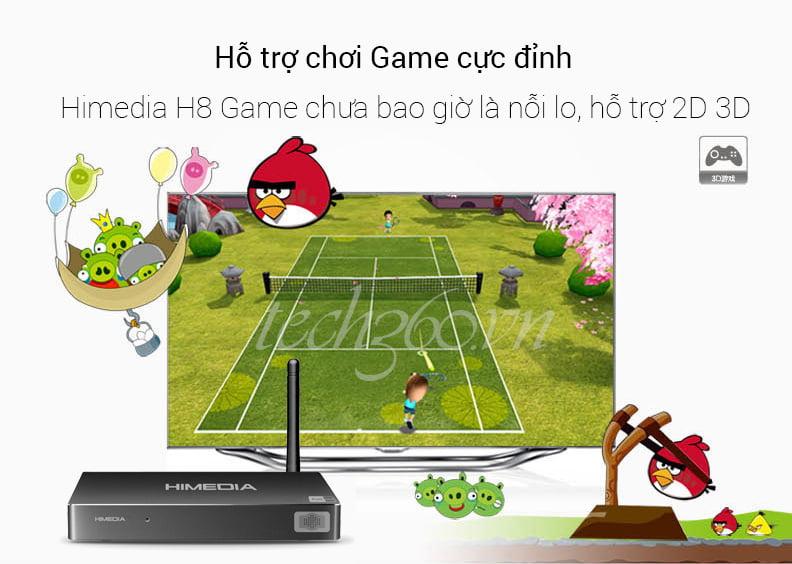 android tv box himedia h8
