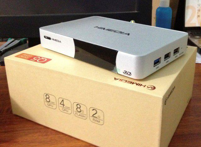Android Tv Box Himedia Q5IV