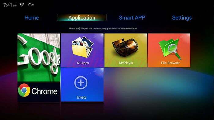 android tv box himedia t2