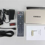 android tv box kiwibox s6 plus