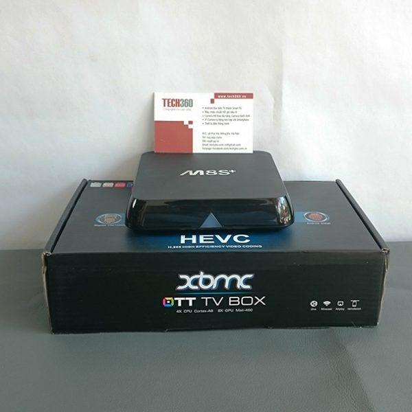 Địa chỉ bán Android TV Box chính hãng tại Quận Đống Đa