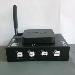 Android TV Box Minix NEO U1 AMLogic S905