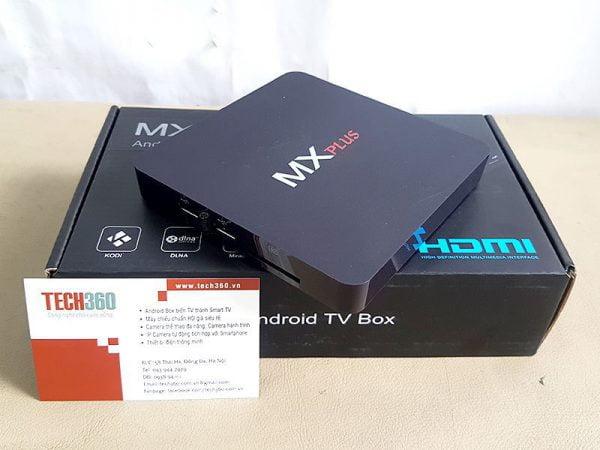 Android TV Box MX Plus