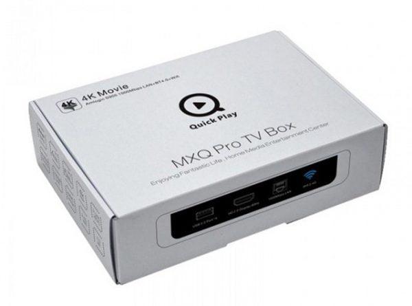 android tv box mxq pro amlogic s905