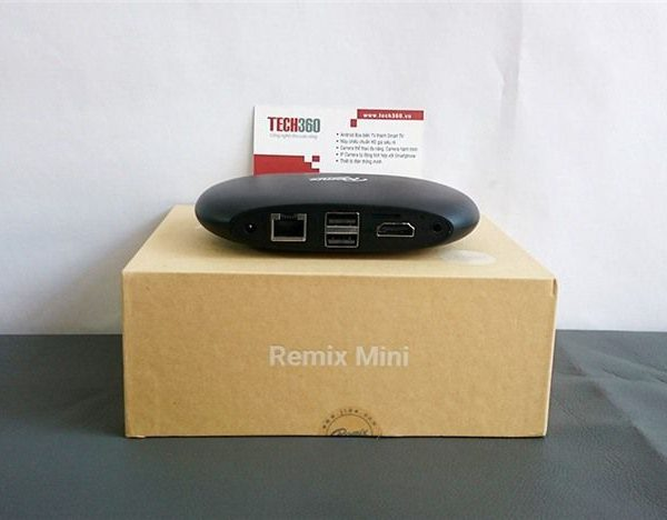 Android TV Box Remix Mini