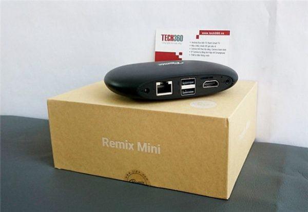 Android TV Box Remix Mini