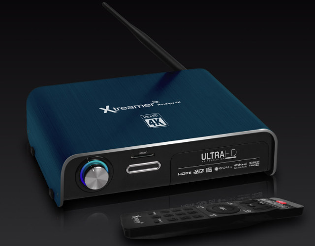 android tv box xtreamer prodigy 4k