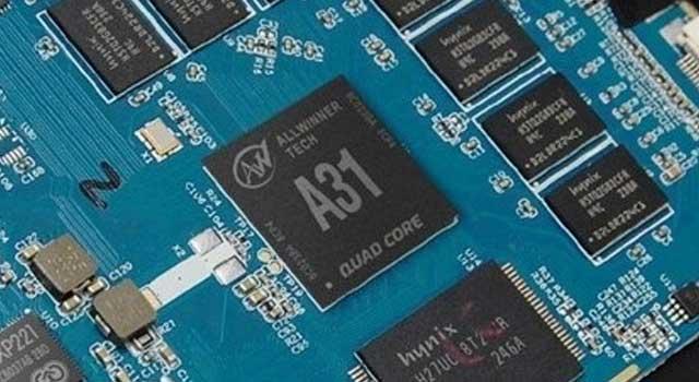 Các Loại Chipset - CPU Android Box Tivi giá rẻ trên thị trường hiện nay