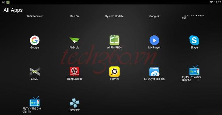 Chơi game trên Android TV Box bằng giả lập PPSSPP
