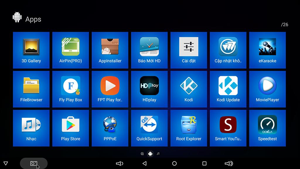 Đánh giá Android TV Box Sunvell T95U Pro - Android 6.0, Chip lõi 8, RAM 2G, ROM 16Gb