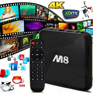 android tv box m8