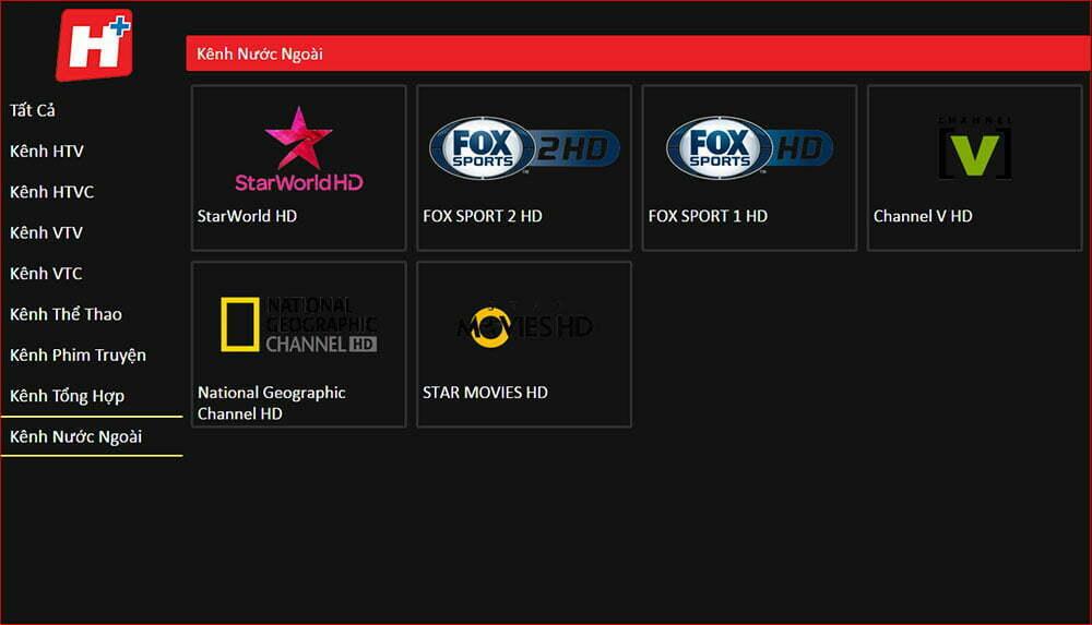 Những ứng dụng xem Tivi tốt nhất trên Android TV box