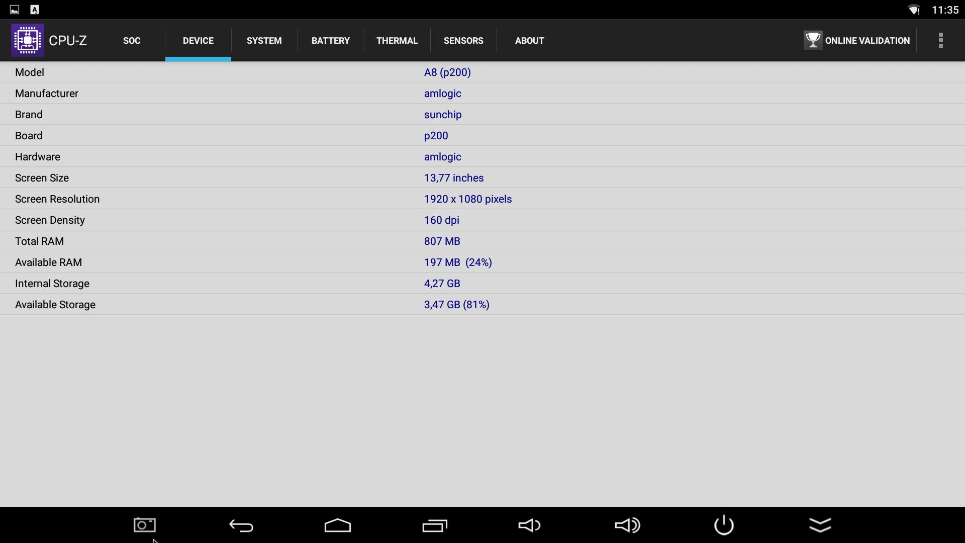 So sánh điểm Benchmarks trên Android TV Box của 2 dòng chip Amlogic S805 vs S905