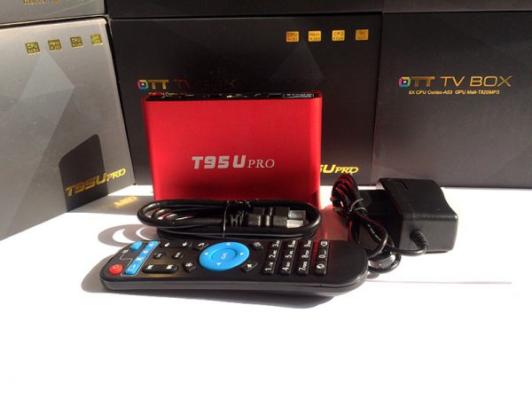 android tv box sunvell t95u pro