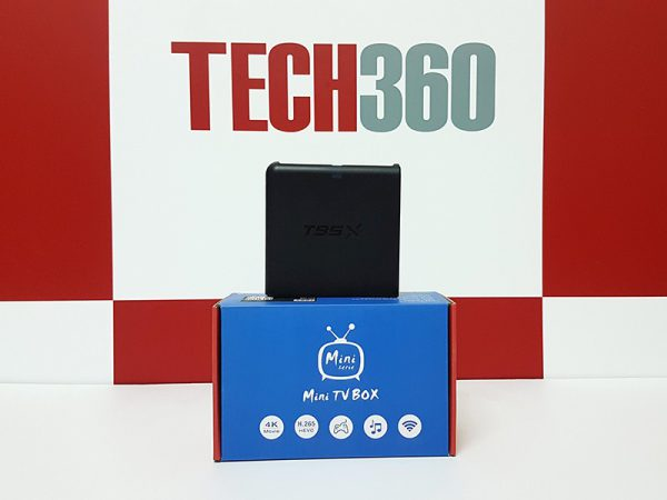 android tv box sunvell t95x