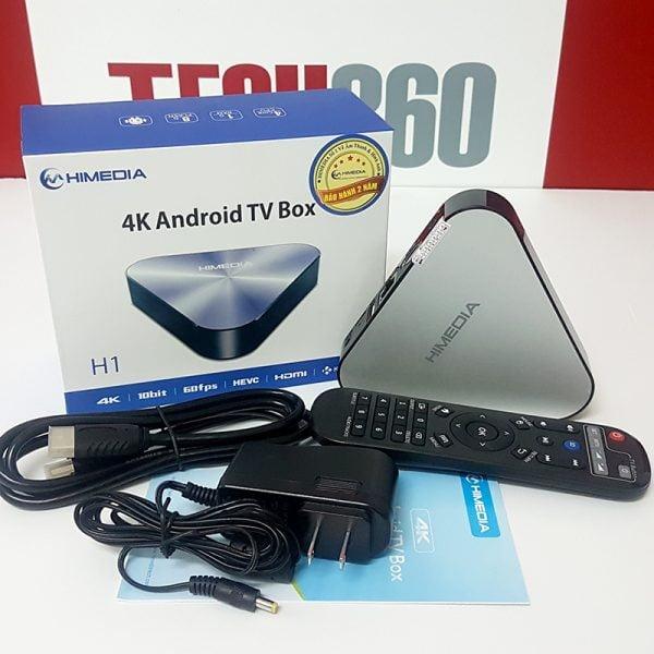 Tốp 5 sản phẩm android tv box giá rẻ nên mua trong dịp tết