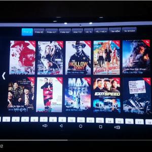 Ứng dụng phim online HD trên Android Box Tivi Mini M8S Pro | Sunvell T95N