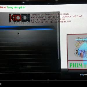 Kiwibox S8 Pro - Kodi đầy đủ Addon mới nhất