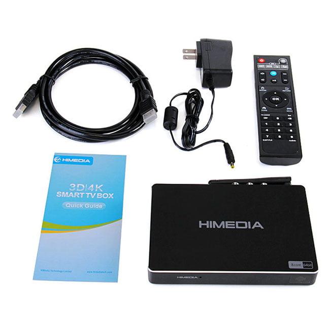 Himedia A5 Android TV Box Octa Core
