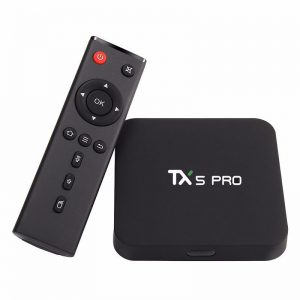 Android TV Box TX5 Pro - Android 6.0, RAM 2G, ROM 16G