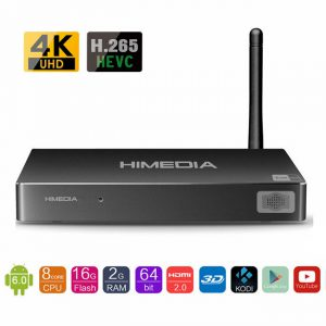 Himedia A5 Android TV Box Octa Core