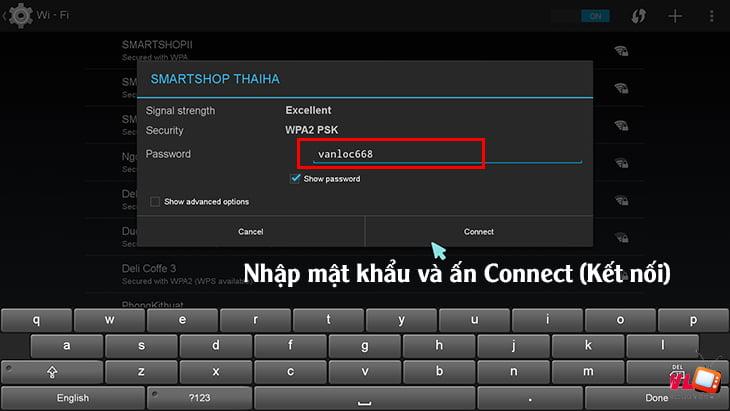 Những cài đặt cần thiết trên Android TV Box cho lần đầu sử dụng
