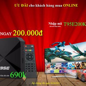 T95E mã giảm giá 200k