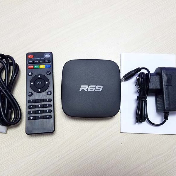 ANDROID TV BOX SUNVELL R69