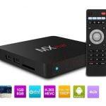 Android TV Box MX Plus AMLogic S905 giá rẻ nền tảng chip 64 bit