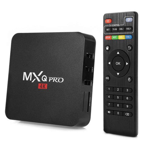 android tv box mxq pro 4k