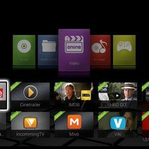 android tv box zidoo x9