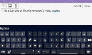 Cách soạn thảo văn bản trên Android tv box giá rẻ