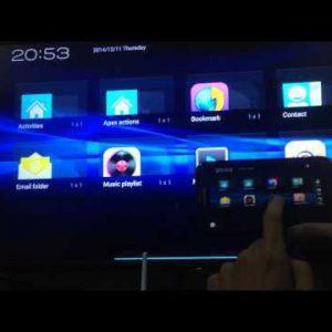 Hicontrol – biến chiếc smartphone của bạn thành điều khiển từ xa Android TV Box Himedia