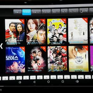 Kiwibox S8 Pro Xem phim online HD