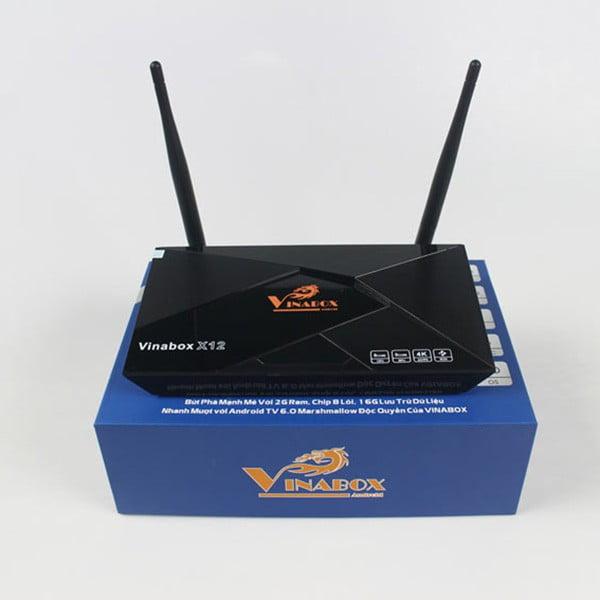 Vinabox X12 Ram 3G 2017